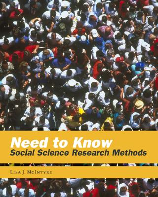 Need to Know By McIntyre, Lisa J.